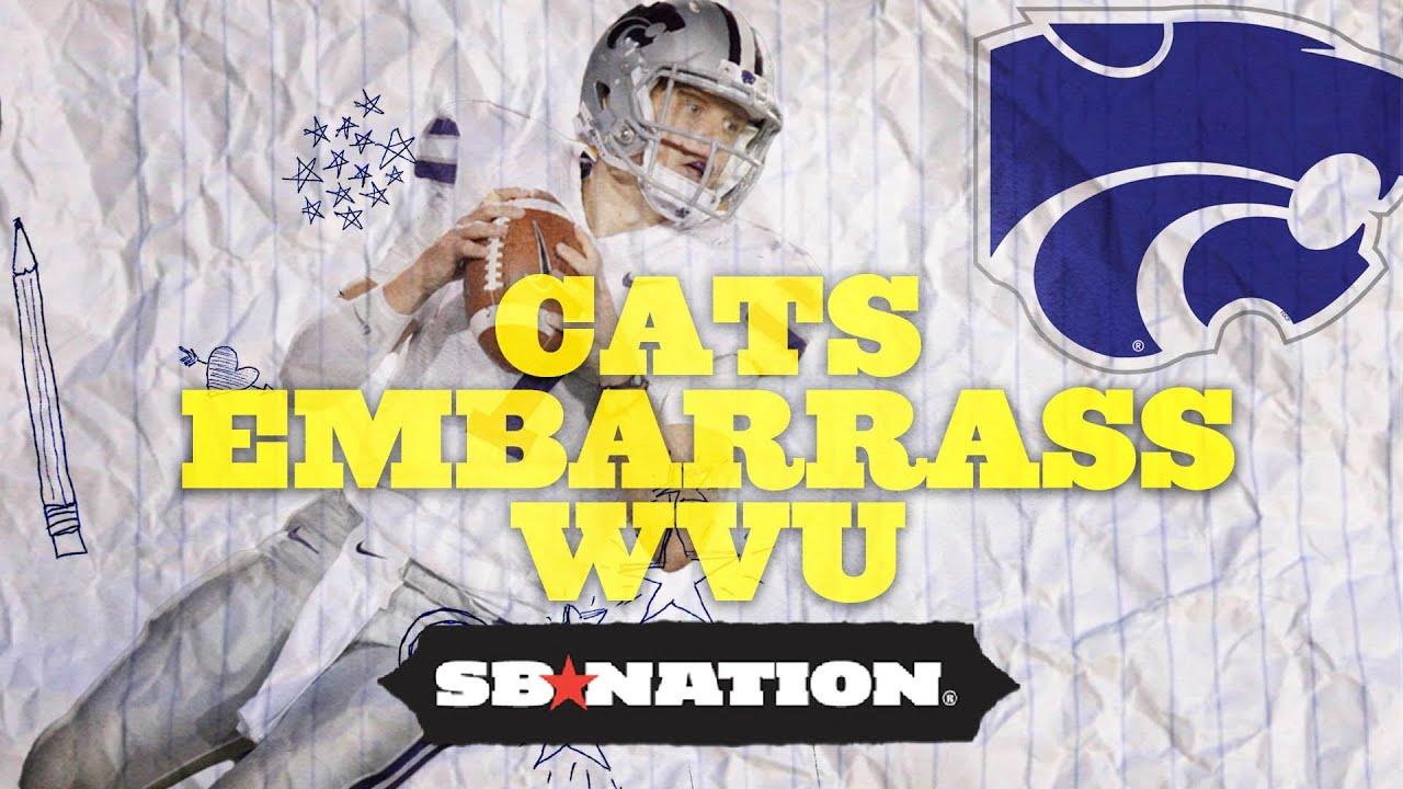 College Football Cheat Sheet: Cats Embarrass WVU (Week 8) thumbnail
