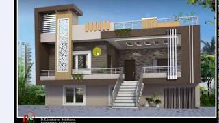 BEST HOME ELEVATION BASEMENT AND RESIDENCE