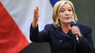Европарламент лишил неприкосновенности Марин Ле Пен