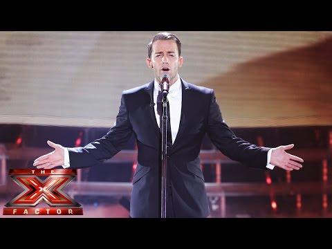 Jay James sings Adele's Skyfall | Live Week 3 | The X Factor UK 2014
