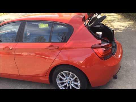 BMW 1er F20 Eton B100XW Audio Upgrade und Dämmung der Türen