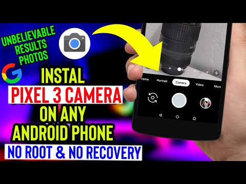 Download How To Install Google Camera In Any Android Without Root