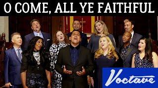 Voctave - O Come, All Ye Faithful