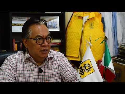 El PRD será oposición y va a recuperarse del tsunami