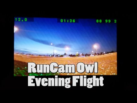 runcam-owl-evening-flight