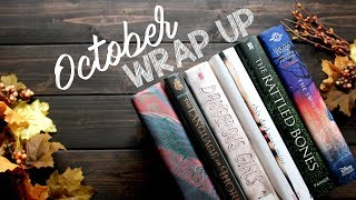 October Reading Wrap Up | 2017