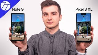 Google Pixel 3 XL vs Samsung Galaxy Note9 - The ULTIMATE Camera Comparison!
