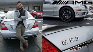 I Finally DROVE a 2007 Mercedes-Benz E63 AMG ***(FULL REACTION + Drive Experience)***