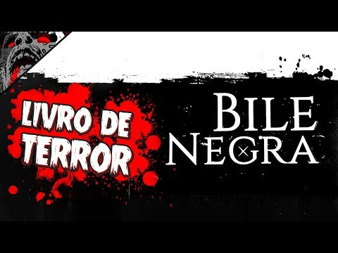 BILE NEGRA e a Teoria Humoral | Livro de Terror, Oscar Nestarez