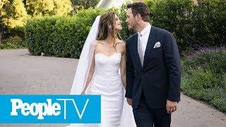 Chris Pratt & Katherine Schwarzeneggers Intimate Wedding Ceremony & Whirlwind Romance | PeopleTV