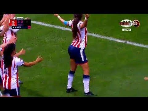 Chivas vs Pachuca 3-0 (3-2) Final Vuelta Liga MX Femenil 2017