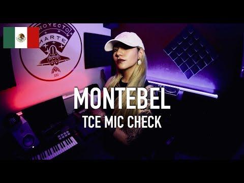 Montebel - Universo ( Prod. By Luzock Beats ) [ TCE Mic Check ]