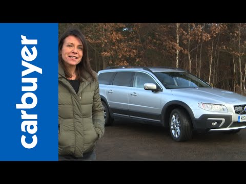 Volvo XC70 in-depth review - Carbuyer