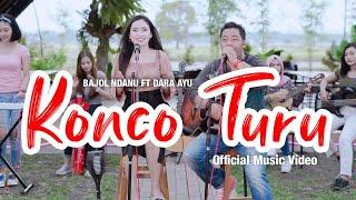 Lirik Lagu dan Chord Kunci Gitar Konco Turu - Dara Ayu ft Bajol Ndanu