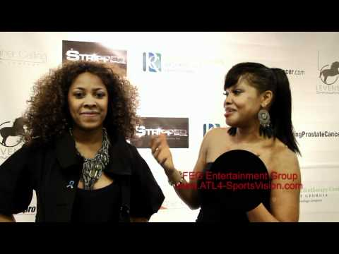 Dorsey Levens Stripped Stageplay Star Interview Clips