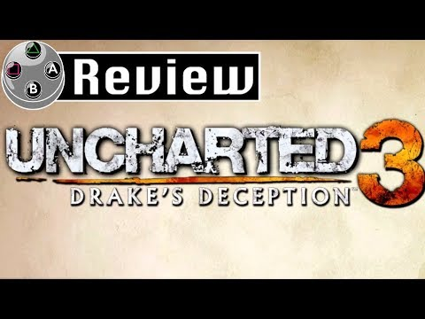 Uncharted 1, 2, and 3 video thumbnail
