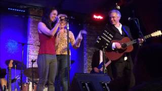 """Wildflowers"" Tracy Bonham & Tanya Donelly @ City Winery,NYC 5-5-2017"