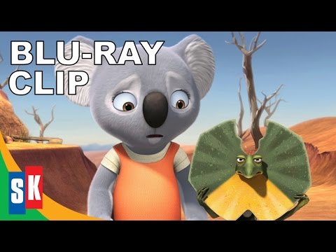 Blinky Bill: The Movie (Clip 'How to Track')