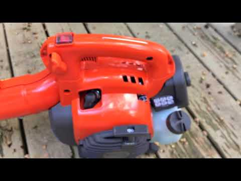 Why you wany to buy a HUSQVARNA Leaf Blower – Review/Assembling