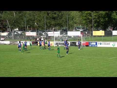 FC Nenzing : Austria Lustenau Amateure