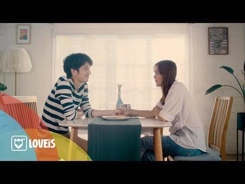 "Lyrics""คำว่ารัก (Saying Love)"" by Monik and Wanyai"