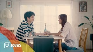 Monik And Wanyai - คำว่ารัก | Saying Love [Official MV]