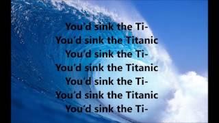 Titanic - Jon Bellion (Lyrics)