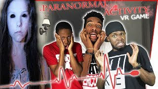 OUR HEARTS ARE RACING! WE'RE SCARED FOR OUR LIVES! - Paranormal Activity: The Lost Soul Gameplay