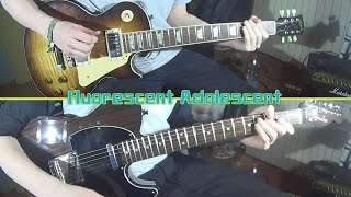 Arctic Monkeys - Fluorescent Adolescent | HQ Guitar Cover By DMNRMusic