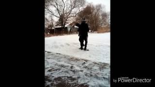 Уличные драки молодёжи