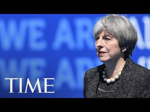 Prime Minister Theresa May Angered At U.S. Over Leaks To Media On Manchester | TIME