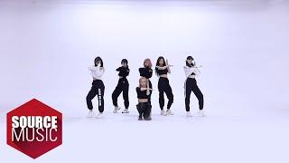 여자친구 GFRIEND - 교차로 (Crossroads) Dance Practice ver.