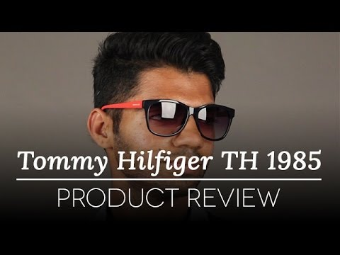 Tommy Hilfiger Sunglasses Review – Tommy Hilfiger TH 1985 Sunglasses