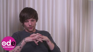 Louis Tomlinson's Advice On Dealing With Loss