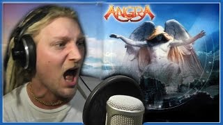 ANGRA - NOVA ERA (Live Vocal Cover and A Cappella)