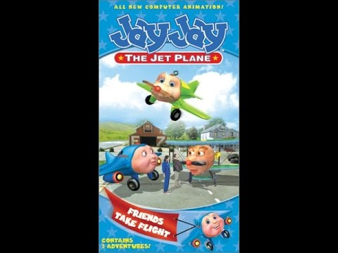 opening to jay jay the jet plane friends take flight 2002 vh