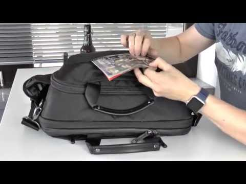 Booq Saddle Pro Business-Tasche HD Review