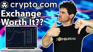 Crypto.com Exchange: What You NEED TO KNOW!!🧐