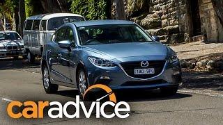 Mazda 3 Maxx Review