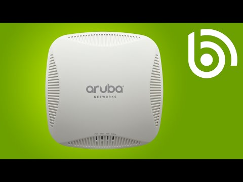 Aruba Instant 225 AC1900 Dual-Band WiFi 5 PoE Access Point (1900Mbps