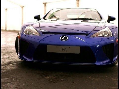 Lexus LFA | Under the Hood | Supercar Garage | Top Gear Live 2014