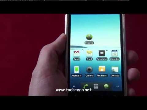 Alcatel One Touch 995 OT smartphones con Android 4 0 Ice Cream Sandwich www.todotech.net