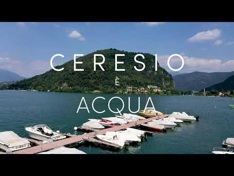 Lago Ceresio è acqua: spiagge, cascate e torrenti da scoprire