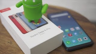 Xiaomi Redmi Note 6 Pro Unboxing & Overview with Camera Samples