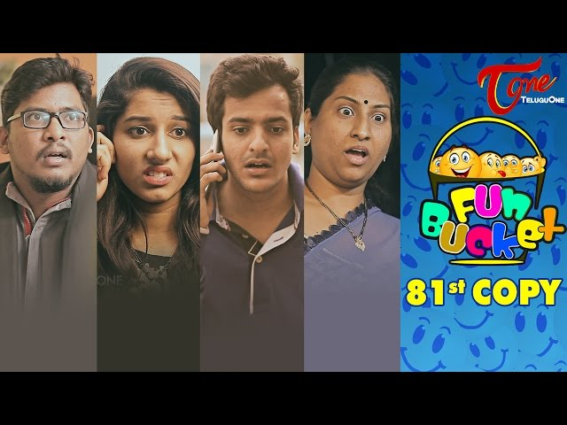 Fun Bucket – 81th Episode – 15th April 2017 | Mahesh, Vishnu Priya, Harsha