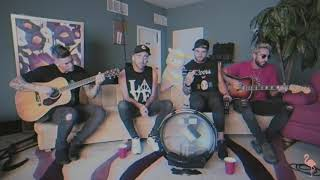 All Time Low - Teenage Dirtbag [Wheatus] (Green Room Sessions #4)