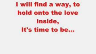 Taio Cruz - I Can Be (With Lyrics)