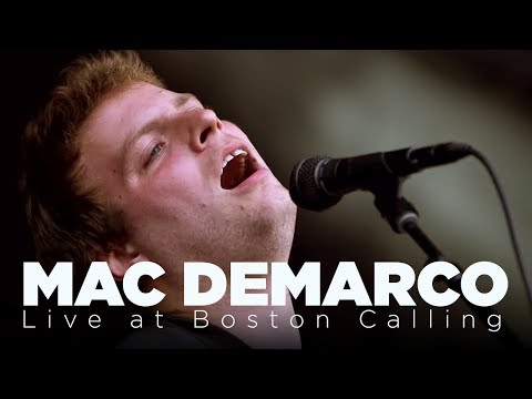 Mac DeMarco – Live at Boston Calling (Full Set)