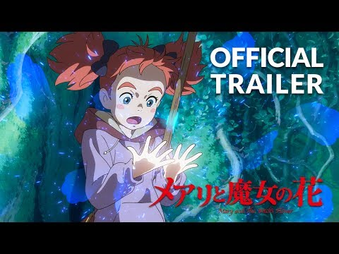 Mary and the Witch's Flower Trailer 3