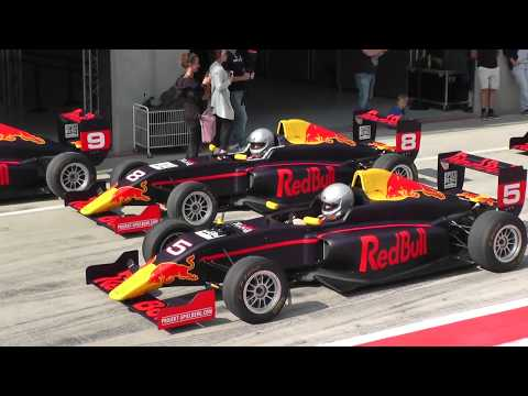 2018-05-11, Formula 4 Experience Red Bull Ring, 20 laps